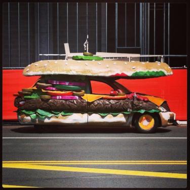 burgercar